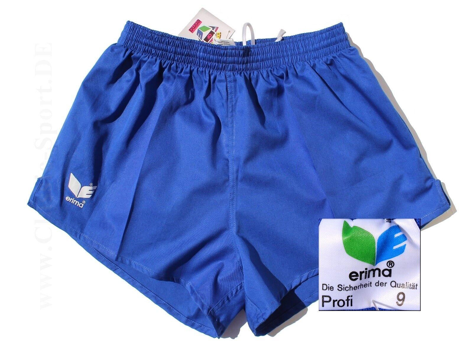 282) ORIG. 80er Erima  profesional  de algodón talla 9 = 2x todavía nuevo
