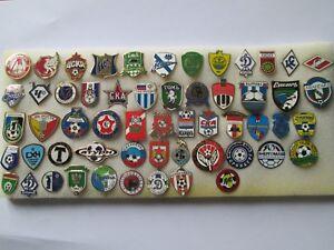 lotto-56-pins-PREM-039-ER-LIGA-FOOTBALL-CLUB-FC-lot-spille-russia