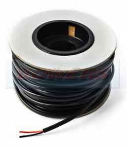 50M Meter Roll 5.75Amp Single Core Wire Blue Auto Cable Car Loom Flex 14 Strand