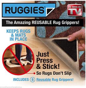 Ruggies Rug Grippers As Seen On Tv Ru011132 740275011485