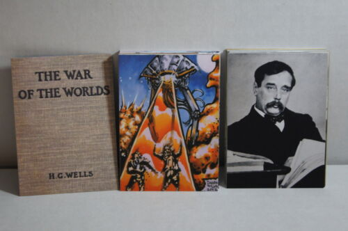 WAR OF THE WORLDS SERIES 1 Cult-Stuff Complete PARALLEL VERSION Card Set