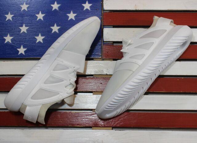 fffcdffe3e Adidas Originals TUBULAR VIRAL Running White Nurse Shoes  S75583  womens  size 10