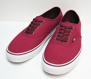 Vans Authentic Rumba Red Port Royale VN