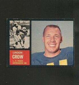 12383-1962-Topps-87-Lindon-Crow-NM
