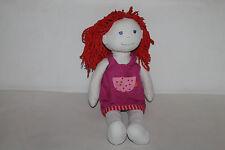 Living Puppets Lotta Puppe Stoffpuppe Handpuppe 65cm RAR SUPER
