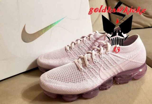 newest 529e8 fbc18 Nike Air Vapormax Flyknit 849557-501 Violet purple women running shoes