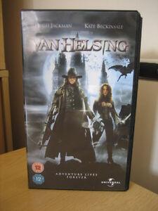 Van Helsing VHS Tape - <span itemprop=availableAtOrFrom>Norwich, Norfolk, United Kingdom</span> - Van Helsing VHS Tape - Norwich, Norfolk, United Kingdom