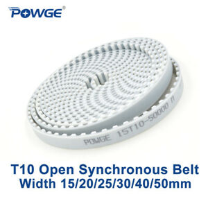 11 mm Wide 5 mm Pitch Ametric/® 5.560.11 Metric Polyurethane Timing Belt T5 Tooth Profile 2.2 mm Belt Thinkness, 560 mm Long 112 Teeth Steel Cords 1.8 mm Tooth Face Length 1-040 1.2 mm Depth of Tooth