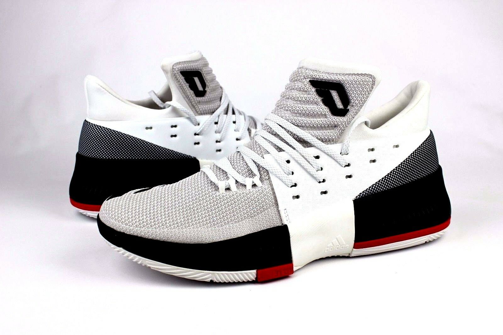 Adidas Damian Lillard Dame 3 WBR BB8268 Basketball Shoes Comfortable