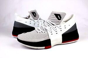 new concept 61a22 797a5 Image is loading Adidas-Damian-Lillard-Dame-3-WBR-BB8268-Basketball-