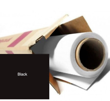colorama black photography background paper roll 2 72m wide x 11m