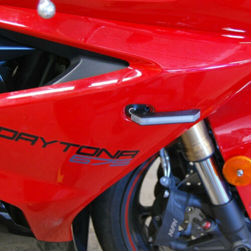 New Rage Cycles Triumph Daytona 675 2013 Present Front Turn Signals