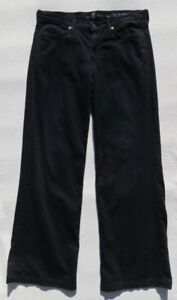 Denim Les Tous 7 7famk Large Jean Pour 30 Hommes Sz Pantalon Bleu Stretch Jambes qq0rAS