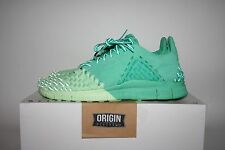 NIKE FREE INNEVA WOVEN II SP VERDE GREEN UK12/US13/EU47.5 BNIB 813040-330