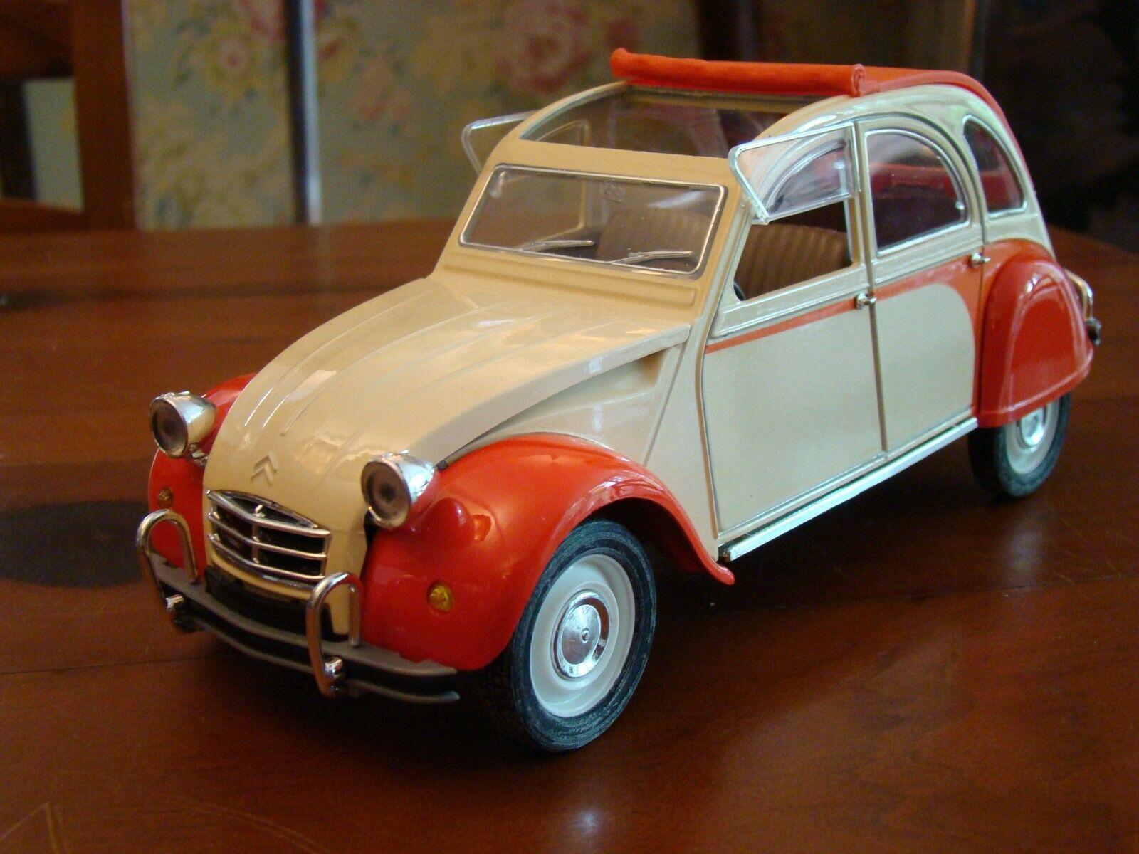 1 18 Citroen 2CV Dolly 1971 con Caja Original Rara
