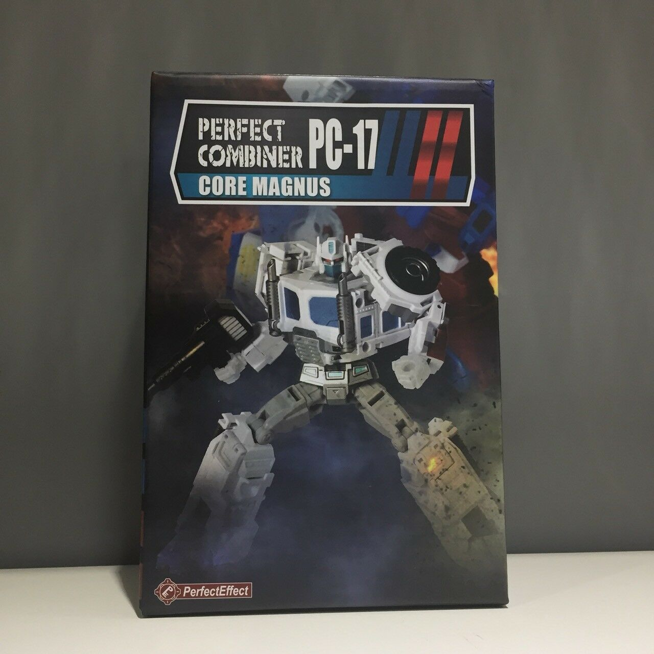 [W.H]MISB PerfectEffect PC-17 Perfect PC17 Combiner Upgrade Set for MAGNUS
