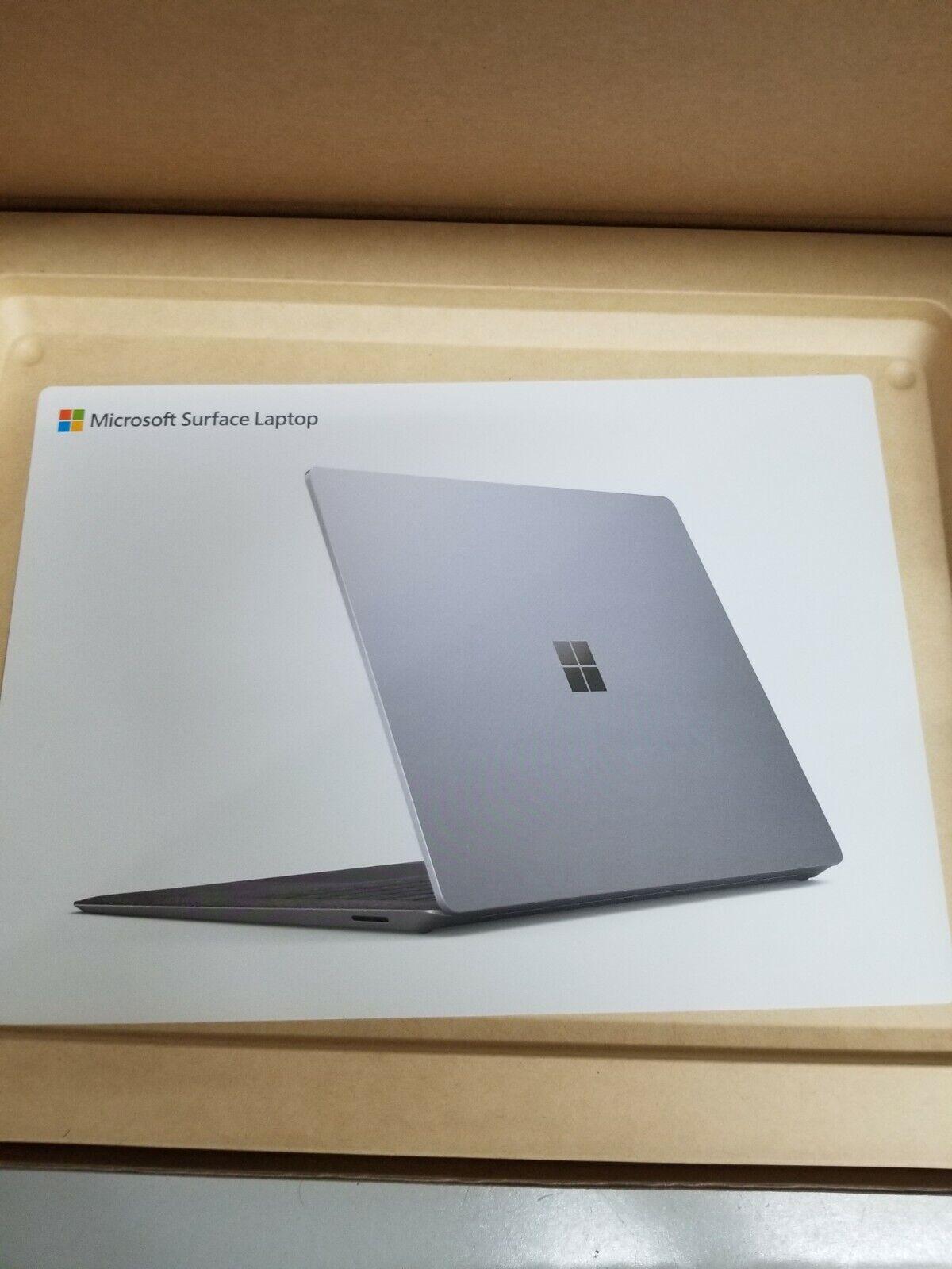 "Microsoft Surface Laptop 3 13.5"" Intel Core i5-1035G7 8GB RAM 256GB SSD"