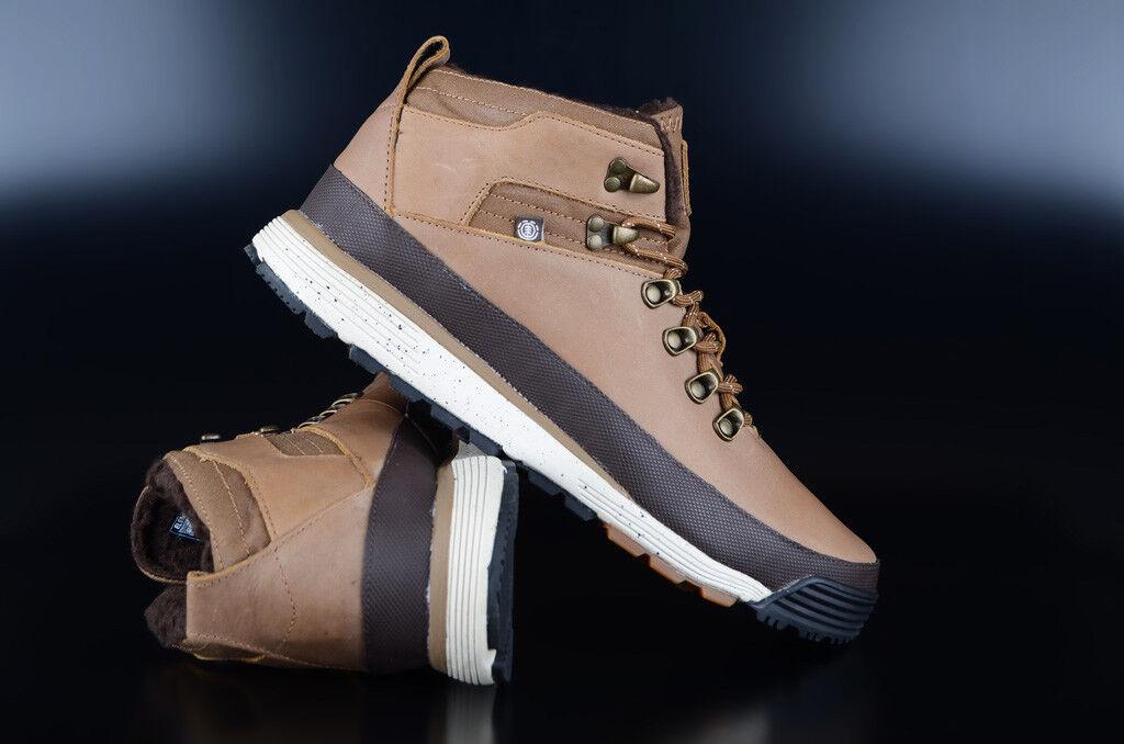 Elemento Donnelly Walnut Premium Hiking stivali  Hiking scarpe Trekking stivali  si affrettò a vedere