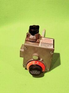 Bradford White 37C73U-715 222-40251-01B Water Heater Gas Valve Thermostat Used