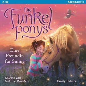 DIE-FUNKELPONYS-1-EINE-FREUNDIN-FUR-SUNNY-PALMER-EMILY-2-CD-NEW