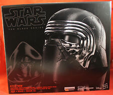 Star Wars TFA Kylo Ren Voice Changer Helmet Prop Replica 2015 Hasbro
