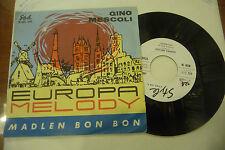 """GINO MESCOLI""""EUROPA MELODY-disco 45 giri STYLE It 1964"""""""