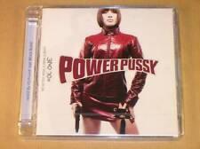 CD / POWER PUSSY VOL 1 MIXE PAR DJ D-LUXE & BENJI BLAZE / NEUF SOUS CELLO