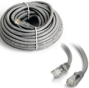ethernet network lan cat 6e rj45 cable 1m to 50m cat6 metre utp lead wholesale ebay. Black Bedroom Furniture Sets. Home Design Ideas