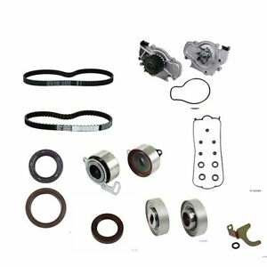 timing belt kit for honda accord 1998 2002 dx ex lx 2 3l w water pump ebay. Black Bedroom Furniture Sets. Home Design Ideas