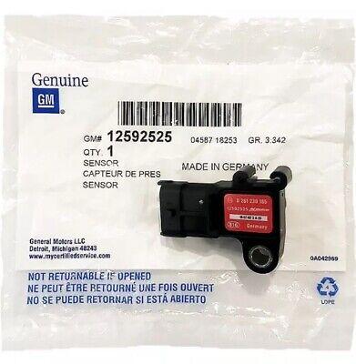 Genuine GM M.A.P Sensor 12650598