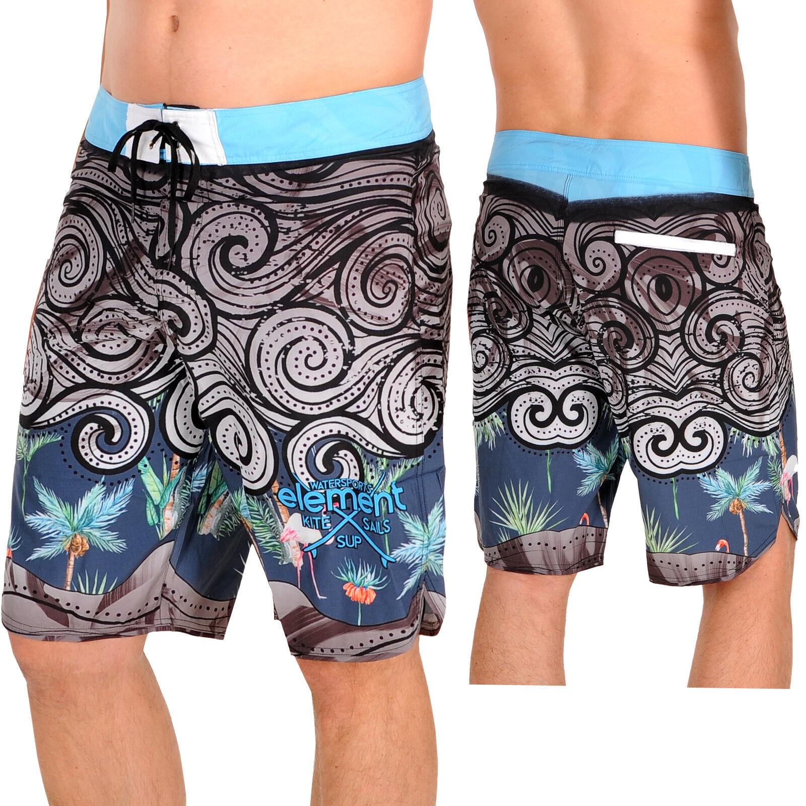 Element Aloha Men Size XL  Board Shorts Beach Shorts Swim Trunks for Men