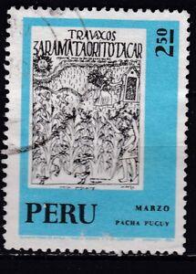 PERU-JAAR-1973-NR-Y-amp-T-586-L11