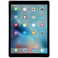 "Apple iPad Pro 12.9"" Retina Display 128GB Space Gray ML0N2LL/A"