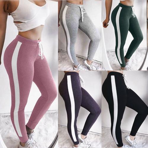 Women Sport Yoga Slim Gym Fitness Pants Jumpsuit Athletic Clothes Leggings US
