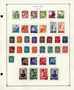 Portugal-Loaded-Mostly-Mint-NH-1920s-to-1990s-Advanced-Stamp-Collection