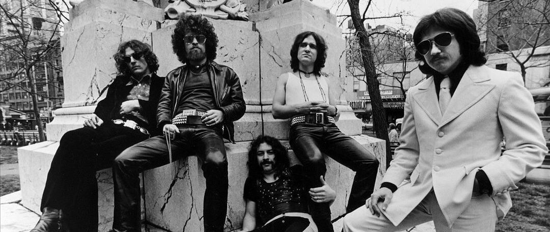 Blue Oyster Cult and Mark Farner