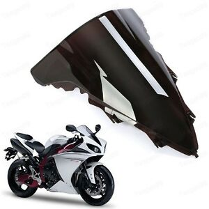 New Motorcycle Windshield Shield For Yamaha YZF-R1 2009-2014 Clear