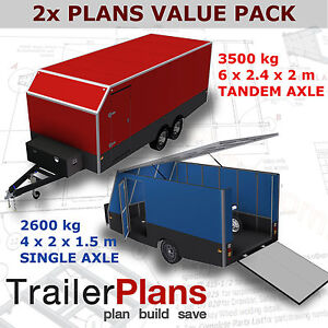 Trailer-Plans-6m-ENCLOSED-amp-4m-ENCLOSED-MOTORBIKE-TRAILER-PLANS-on-CD-ROM