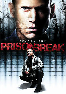 Prison Break Season 1 Dvd 2009 6 Disc Set For Sale Online Ebay