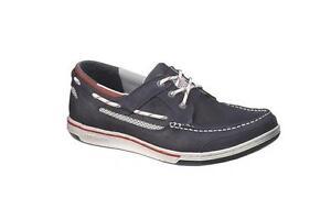 attraktive Mode attraktiv und langlebig Markenqualität Details zu Sebago Triton Three-Eye Deck Boot Schuhe Herren B810002 Marine  Neu