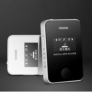 Mini-USB-MP3-Plastic-Music-Media-Player-LCD-Screen-Support-16GB-Micro-SD-TF-Card