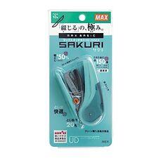 Max Japan Sakuri Stapler Hd 10nlk Light Blue