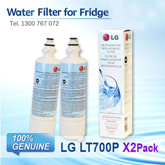2 x Genuine OEM LG LT700P ADQ36006101    - for  GF-SD730SL aeb9da
