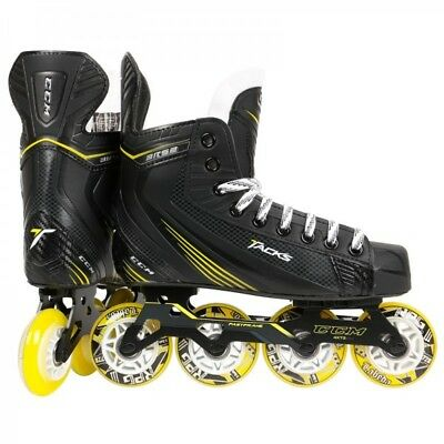Junior Size CCM Tacks 3R52 Inline Roller Hockey Skates
