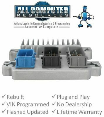 12612397 2009 Chevrolet Malibu 2.4L Engine Computer ECM PCM ECU VIN Programmed