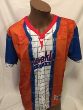 BROOKLYN CYCLONES BACK TO THE FUTURE MARTY McFLY XL JERSEY SGA New MiLB NY METS