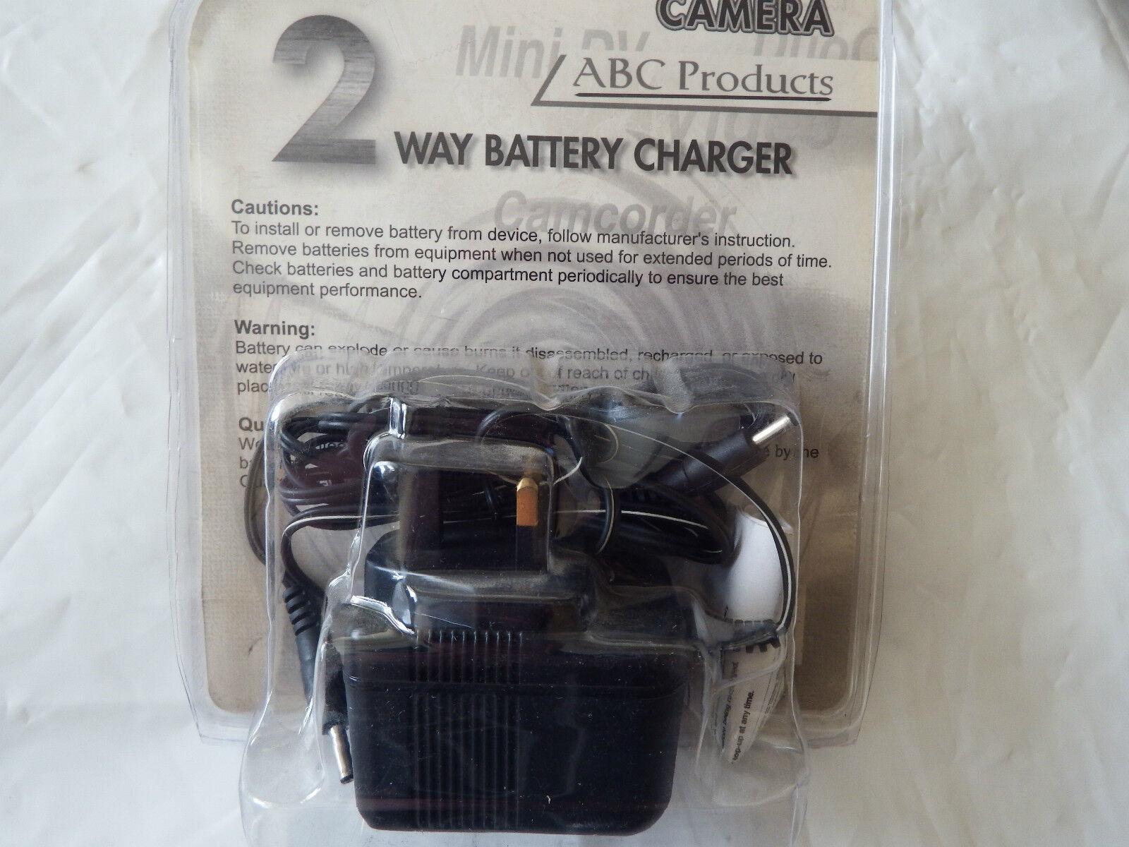 ABC products Camera Video Battery Charger for Olympus Li-40B Batteries