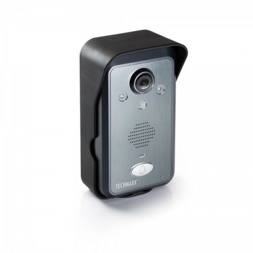 Technaxx Zusatzkamera für TX-59 drahtlos Türtelefon Video Funk Tür Kamera