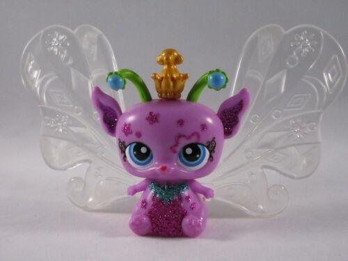 Littlest Pet Shop #2831 Light Up Fairy Pink WORKING AUTHENTIC LPS