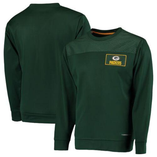 NFL Verte Bay Packers Hommes Vert Against Odds Chandail Taille:M Football Nwt